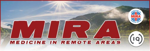 MIRA - Medicine in Remote Areas is now available in Thailand and Southeast Asia!
